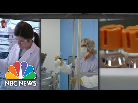 Pfizer Applies For Emergency Use Authorization For Its Covid-19 Vaccine | NBC Nightly News
