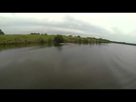 Lake Athens Texas Flood of 2015, Day #2 @ The Dam