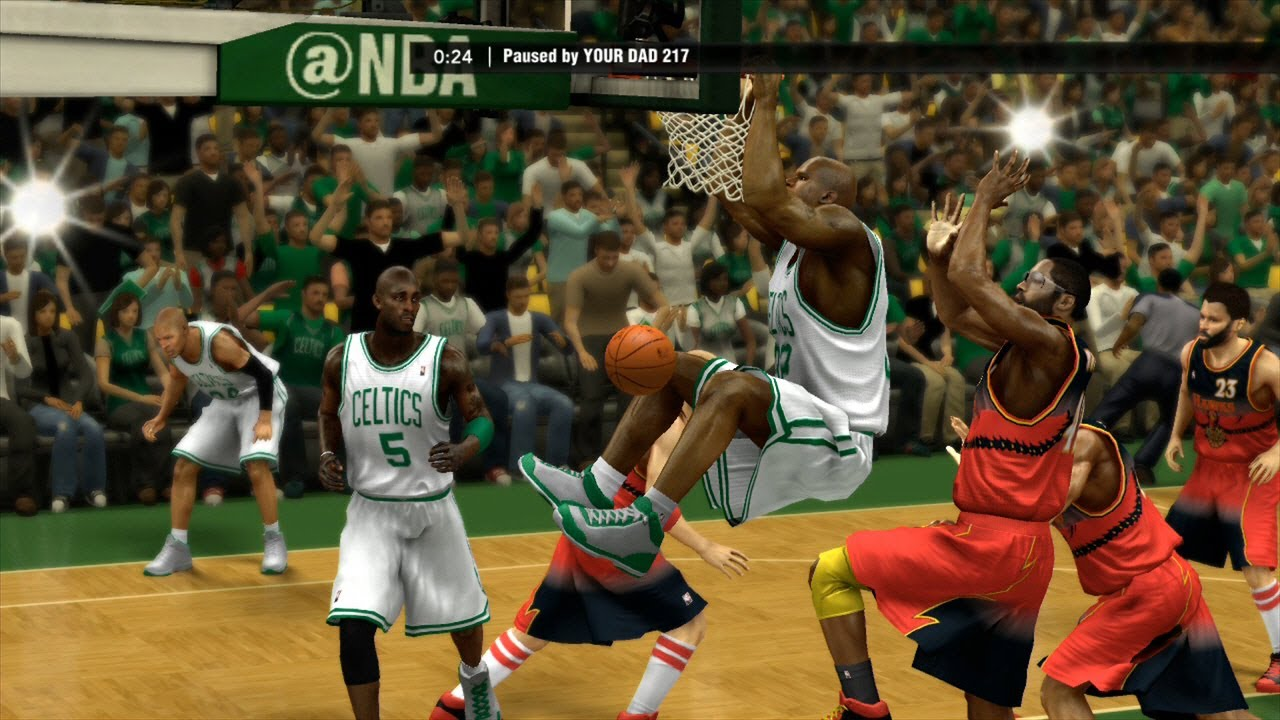 NBA 2k13 MyTeam - The Odyssey of O Neal ep1 - 2010 2011 Boston Celtics 2b603073c