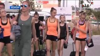 Израильские гимнастки претендуют на золото на Олимпиаде в Рио