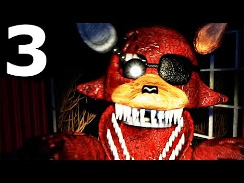 JOLLY 3: Chapter 2 - Night 3 - Walkthrough Gameplay Part 3 (No Commentary) (FNAF Horror Game 2018)
