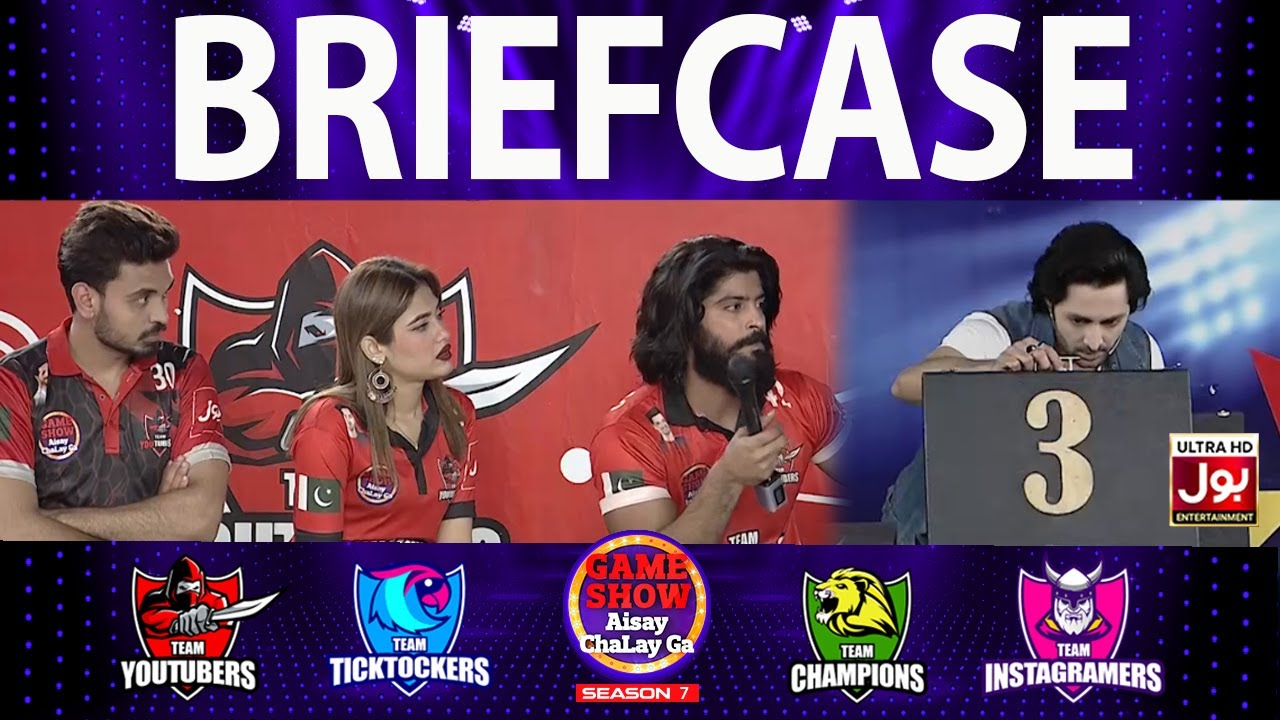 Download Briefcase | Game Show Aisay Chalay Ga Season 7 |  Danish Taimoor Show