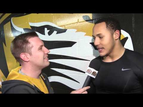 POST-GAME INTERVIEW:  Shane Ray A&M Interview