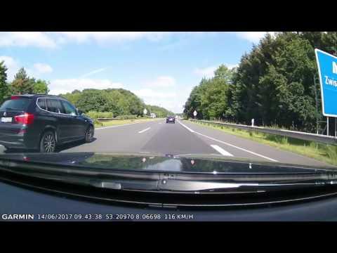 Garmin Dash Cam 55 Test Full HD With 60f/sec