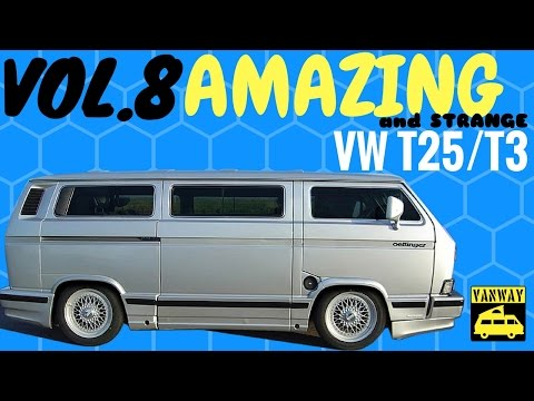 Amazing and Strange VW T3 - VOL.8