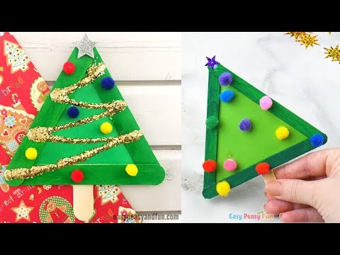 simple-christmas-tree-craft-for-kids-from-craft-sticks