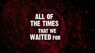 TEMPLETON PEK - What Are You Waiting For (Lyric Video)
