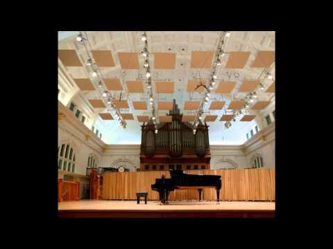 Mila Ferramosca Szymanowski Violin Concerto RCM Peter Morrison Concerto Competition Finals