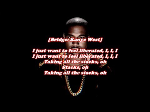 Kanye West - Pt 2 Stretch My Hands (Lyrics & Audio) HD