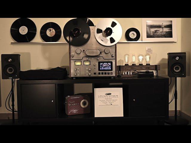 Analog Audio Design + Tape Ultra Analogue Recording