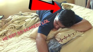 PRANKED MY COUSIN SO BAD (WENT WRONG)