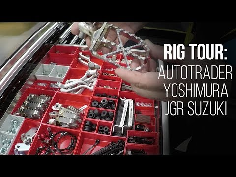 Supercross Rig Tour: Autotrader/Yoshimura/JGR Suzuki Factory Team Semi