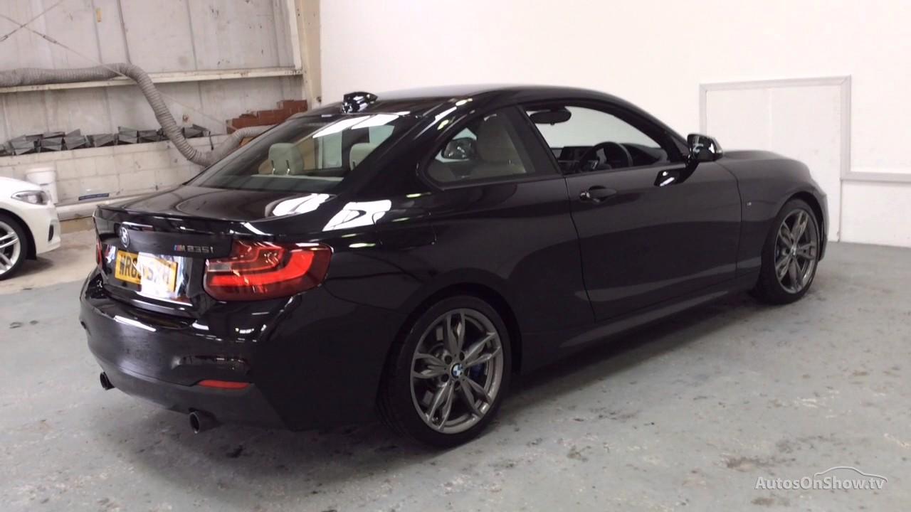 Bmw 2 Series M235i Black 2017