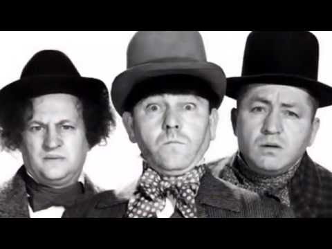 Paranormal Ghost Investigation The Three Stooges Curly