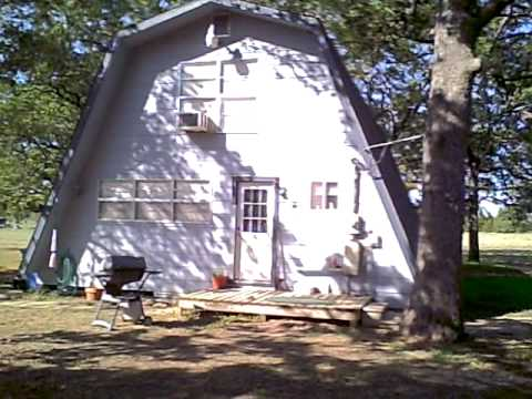Mike and Carol's A frame house   #2
