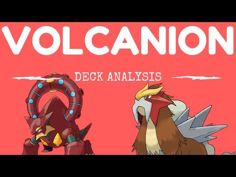 Volcanion SUMO Deck Analysis and Battles (Pokemon TCG)