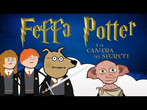 FEFFA POTTER e la Camera dei Segreti - PARTE 1