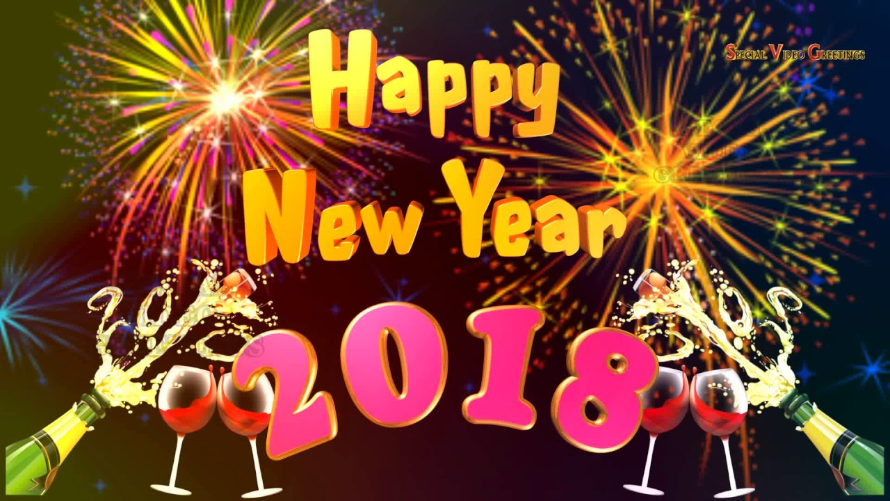 Happy New Year 2018, Wishes, Images, Quotes, Whatsapp ...