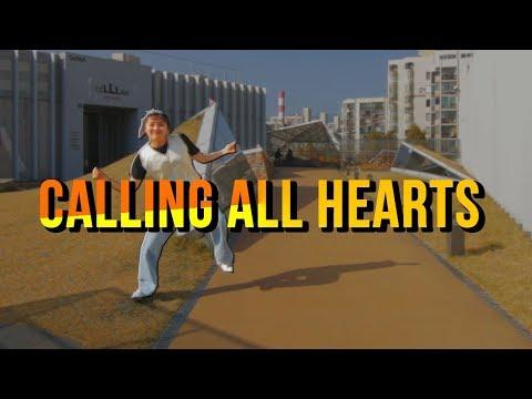교차편집 Cross-edit Dance Video | DJ Cassidy - Calling All Hearts (Feat. Robin Thicke & Jessie J)