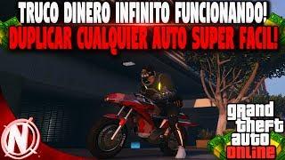 TRUCO DINERO INFINITO EL MEJOR METODO FUNCIONANDO!   GTA 5 ONLINE DUPLICAR CUALQUIER AUTO FACIL!
