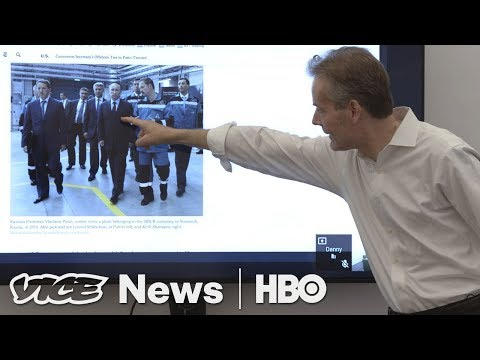 Paradise Papers: The True Story Behind The Secret Nine-Month Investigation (HBO)