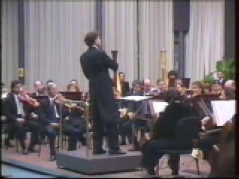 Jan Milosz Zarzycki Conducting Debussy  L'après-midi D'un Faune