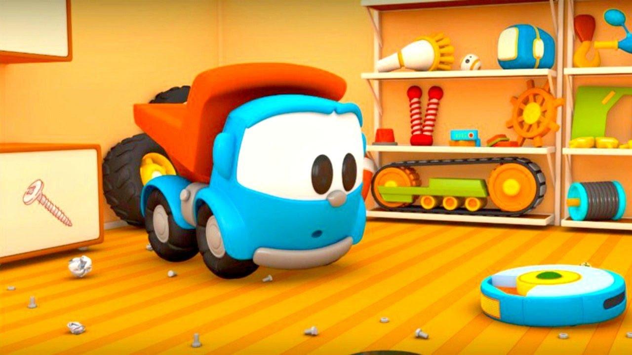 L o le camion benne construit un aspirateur pour nettoyer for Nettoyage puisard garage
