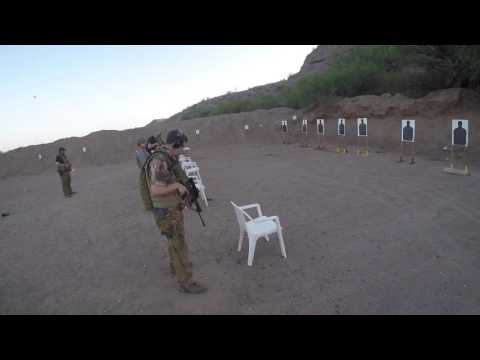 GFT Operational Mobility Course - Misc Drills