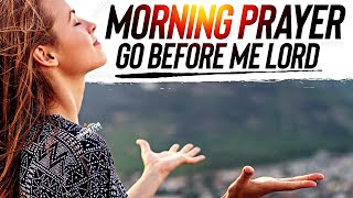 A Powerful Morning Prąyer | God's Favour, Grace and Protection | Start Your Day With This Prayer