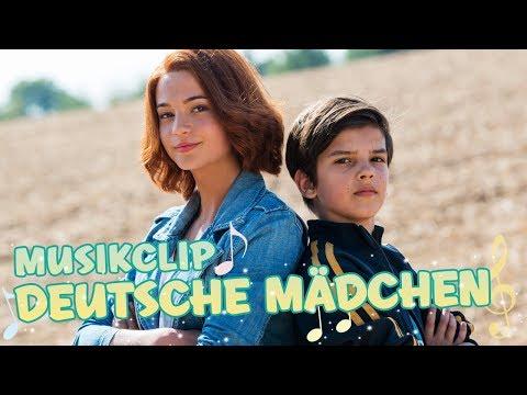 BIBI & TINA 4 - Tohuwabohu Total - DEUTSCHE MÄDCHEN - Offizielles Musikvideo!