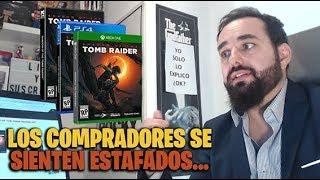 Compradores se sienten ESTAFADOS por SQUARE ENIX y Shadow Of The Tomb Raider por su ACTUAL PRECIO