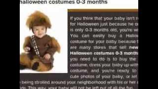 Newborn Halloween Costumes 0-3 Months