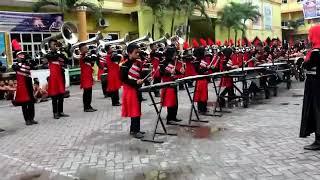 DEWA 19 Sinar Husni Marching Band