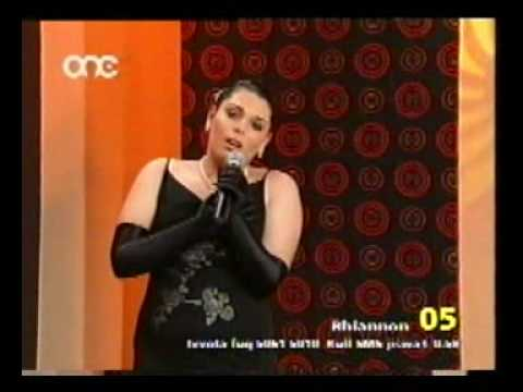 Rhiannon Micallef - Maybe This Time - Live on The Academy Malta