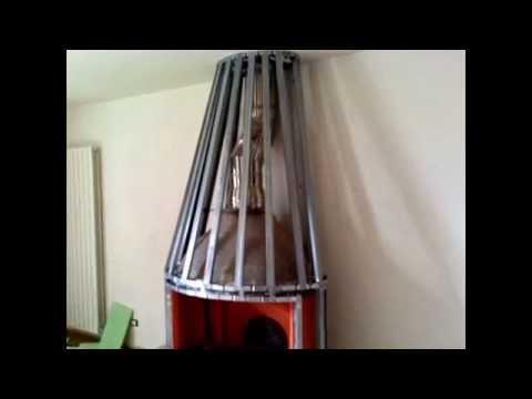 Costruire un caminetto con il cartongesso   building a fireplace ...