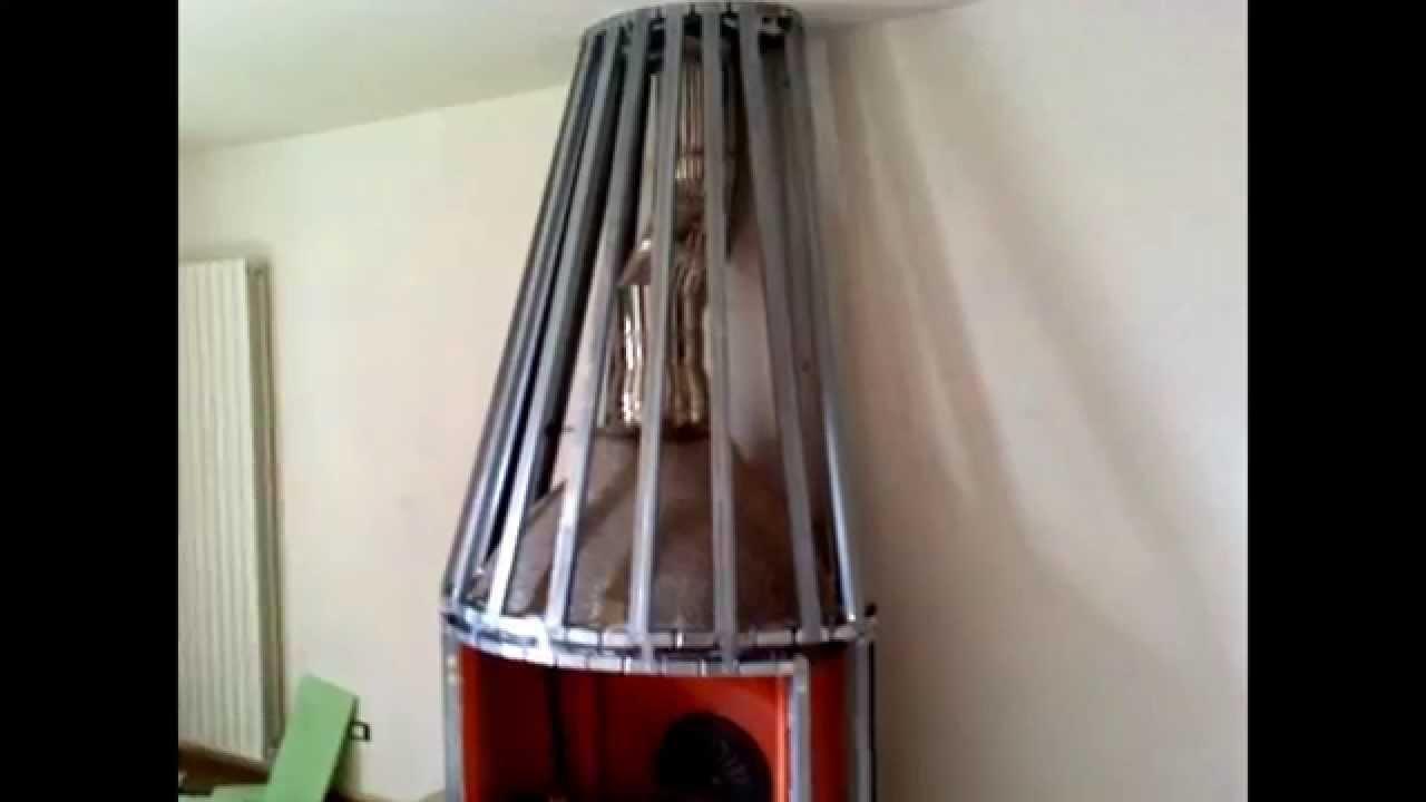 abbastanza Costruire un caminetto con il cartongesso - Building a fireplace  LE91