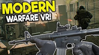 HUGE MILITARY FPS BATTLES IN VR! - Zero Caliber VR Gameplay - Oculus VR Game