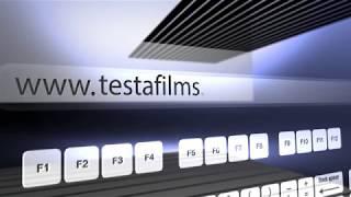 TestaFilms Website Advert