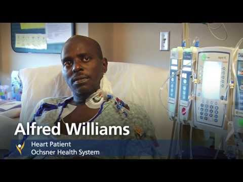 Alfred's Story: Total Artificial Heart Recipient
