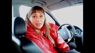 Уроки вождения для женщин #1