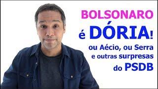 Bolsonaro e Dória...