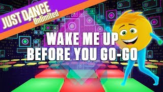 Just Dance Unlimited: Wake Me Up Before You Go-Go by Wham! - Official Gameplay [US]