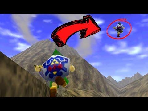 CHEAT CODE CHALLENGE! (Zelda: OoT)