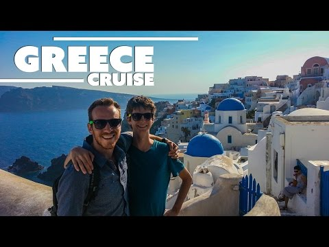 2 Brothers Backpacking - Cruise in Greece (2013) HD