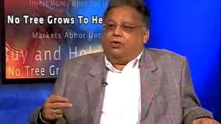 Rakesh Jhunjhunwala Talks About His Trading Style