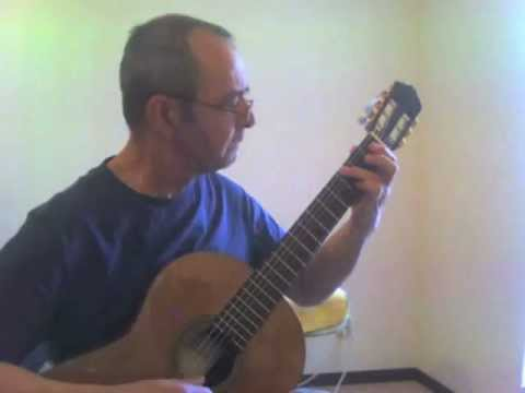 georgia on my mind guitare classique youtube. Black Bedroom Furniture Sets. Home Design Ideas