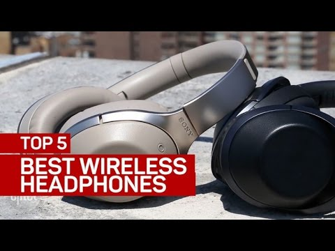 Top 5 best wireless headphones (CNET Top 5)