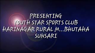 Social service by youth star sports club