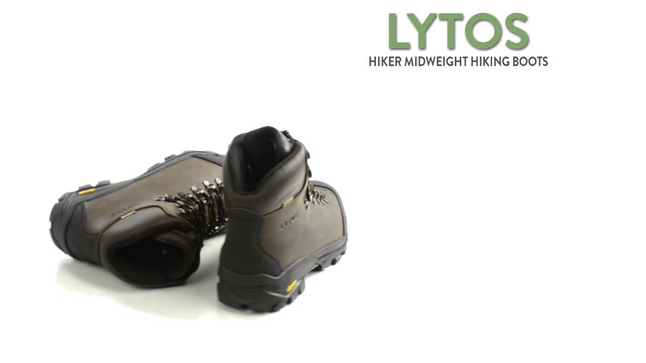 1cfdd2613a7 Lytos Hiker Midweight Hiking Boots - Waterproof (For Men)