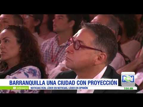 Diario La República llegó al Atlántico con el foro Barranquilla 2030